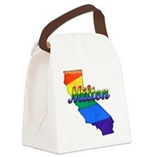 Milton Canvas Lunch Bag