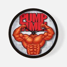 PumpTime2 Wall Clock