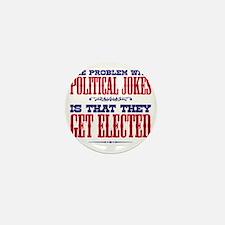 politicaljokes copy Mini Button