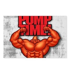 PUMPTIME_mp Postcards (Package of 8)