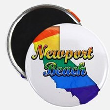 Newport Beach Magnet