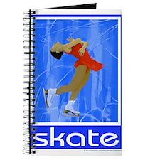 Figure Skating Layback Journal