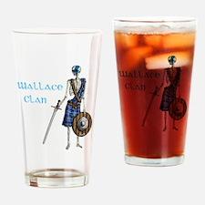 Braveheart Wallace Drinking Glass