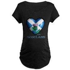 Heart and Thistle T-Shirt