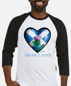 Heart and Thistle Baseball Jersey