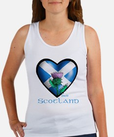 Heart and Thistle Women's Tank Top