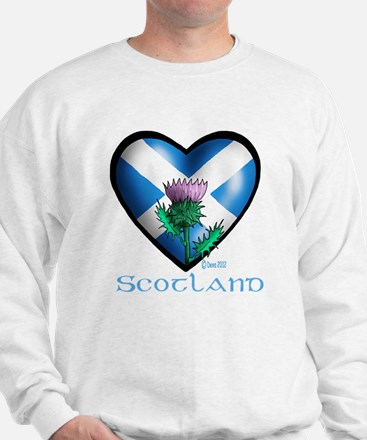 Heart and Thistle Sweater