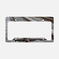 Railroad - Tennessee License Plate Holder