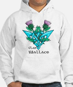 Wallace Two Thistles Hoodie