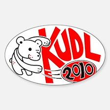 KUDLDesign10-3 Decal