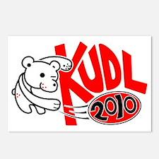 KUDLDesign10-3 Postcards (Package of 8)