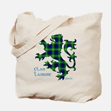 Lion Lamont Tote Bag