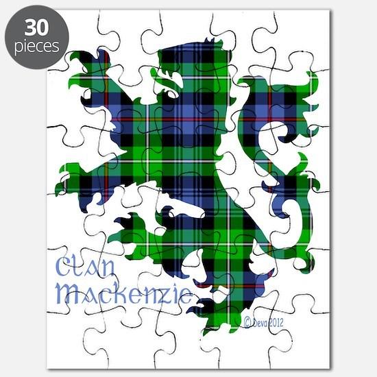 Lion MacKenzie Puzzle
