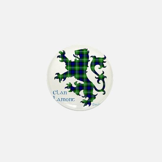 Lion Lamont Mini Button