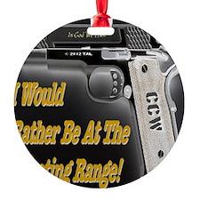 shooting_range_reverse Ornament