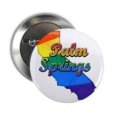 """Palm Springs 2.25"""" Button"""