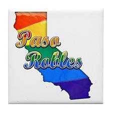 Paso Robles Tile Coaster