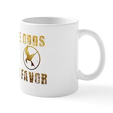 goldfoiloddsdark Mug
