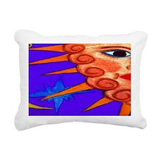 14.7x9.67_sunface Rectangular Canvas Pillow