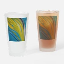 Leaf Cell Drinking Glass