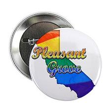 """Pleasant Grove 2.25"""" Button"""