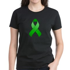 Green Awareness Ribbon Tee