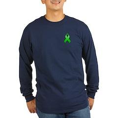 Green Awareness Ribbon T
