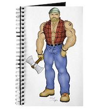 Lumberjack Bear Journal