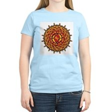 Celtic Knotwork Sun T-Shirt