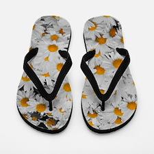 flowers3 Flip Flops
