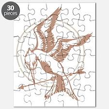 Mockingjay Art Puzzle