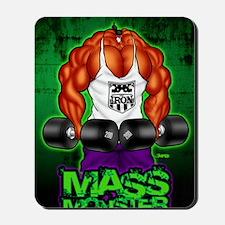 MASS_portrait Mousepad