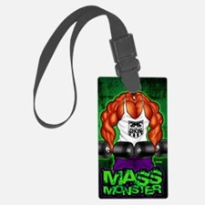 MASS_portrait Luggage Tag