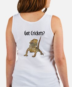Bearded Dragon T-shirts Women's Tank Top