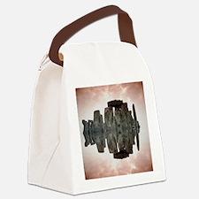Flying Stonehenge –  2 Canvas Lunch Bag