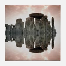 Flying Stonehenge –  2 Tile Coaster