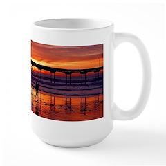 Sunset Shore Mug