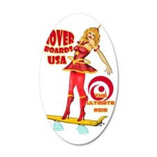 HOVER-BOARDS-USA Wall Decal
