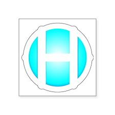 """SuperH Square Sticker 3"""" x 3"""""""