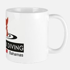 RevisedOceanFoxDiving_Logo Shirt Back B Mug