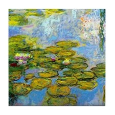 iPadS Monet WL1919 Tile Coaster
