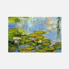 NC Monet WL1919 Rectangle Magnet