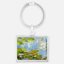 RM Monet WL1919 Landscape Keychain