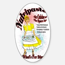 NUTRIPASTE Sticker (Oval)