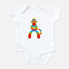 Rainbow Monkey Body Suit