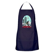 THE-FUTURE-THAT-NEVER-WAS Apron (dark)