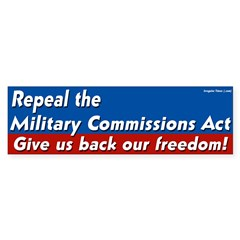 Repeal the Military Commissions Act