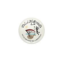 Volleydawg Mini Button