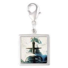 tautog framed panel print Silver Square Charm