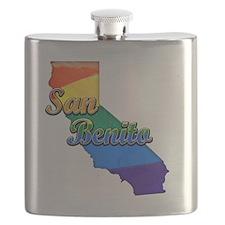 San Benito Flask